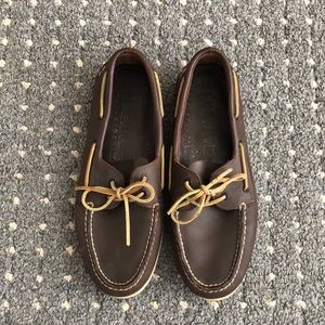 Sperry Topsider non-marking boat shoes